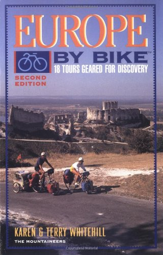 9780898863178: Europe by Bike: 18 Tours Geared for Discovery