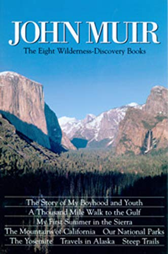 9780898863352: John Muir: The Eight Wilderness Discovery Books