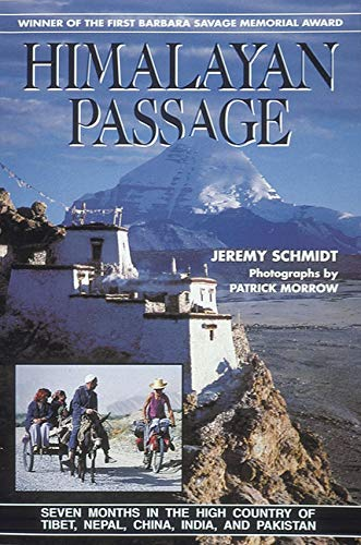 9780898863437: Himalayan Passage: Seven Months in the High Country of Tibet, nepal, china, India, & Pakistan