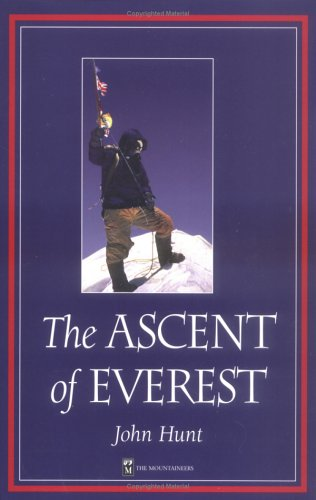9780898863611: The Ascent of Everest