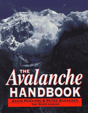 9780898863642: The Avalanche Handbook