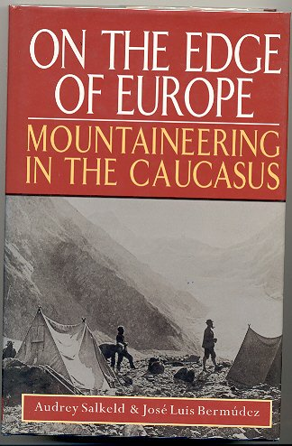 9780898863888: On the Edge of Europe: Mountaineering in the Caucasus
