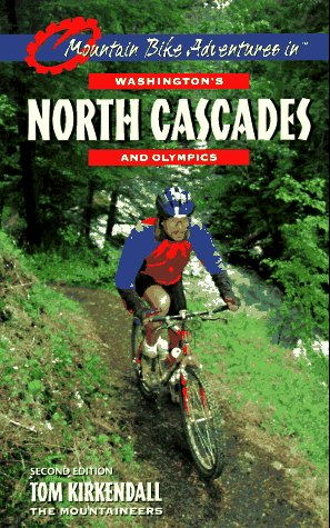 9780898864137: Mountain Bike Adventures in Washington's Northern Cascades & Olympics