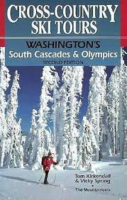 9780898864151: Cross-Country Ski Tours: Washington's South Cascades & Olympics