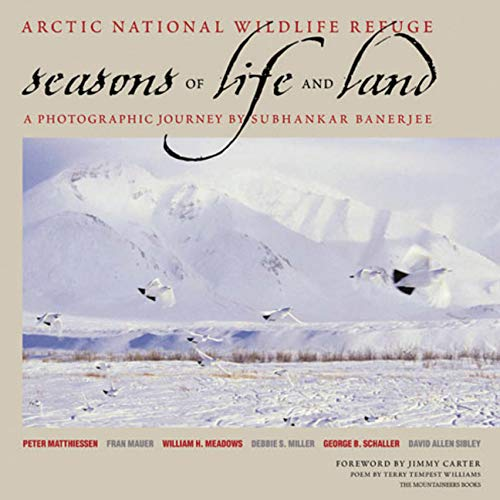 9780898864380: Arctic National Wildlife Refuge: Seasons of Life and Land