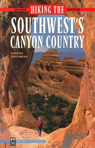 9780898864922: Hiking the Southwest's Canyon Country
