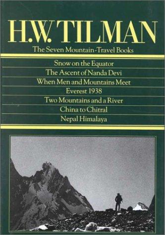 9780898865387: The Seven Mountain-Travel Books