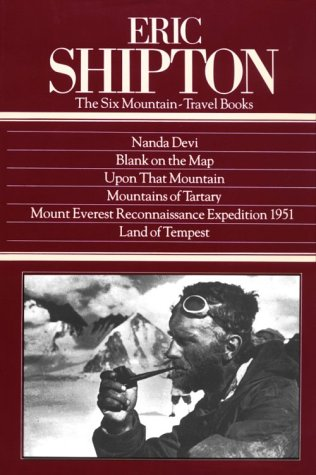 9780898865394: Eric Shipton: The Six Mountain Travel Books