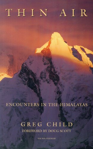9780898865882: Thin Air: Encounters in the Himalayas