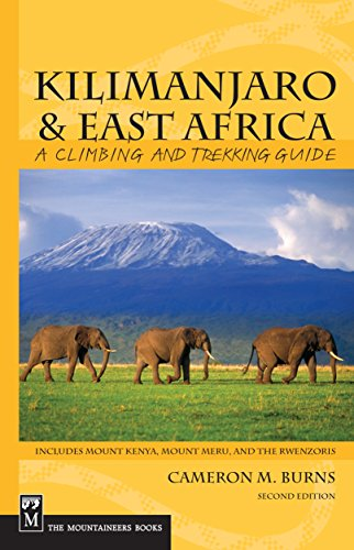 9780898866049: Kilimanjaro & East Africa: A Climbing And Trekking Guide