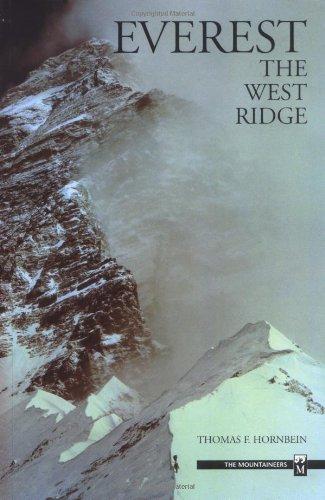 9780898866162: Everest: The West Ridge