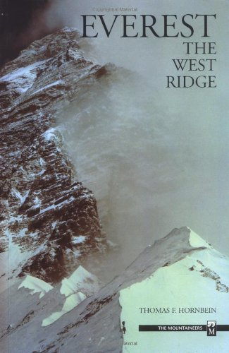 9780898866162: Everest: The West Ridge
