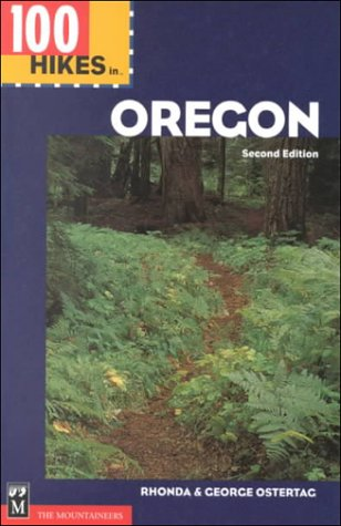 9780898866193: 100 Hikes in Oregon