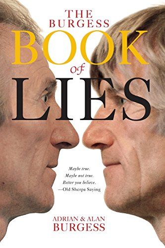 9780898866414: Burgess Book of Lies