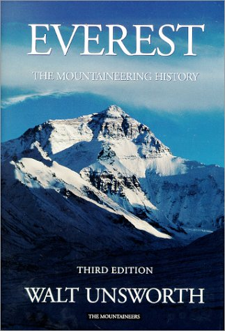 9780898866704: Everest : A Mountaineering History
