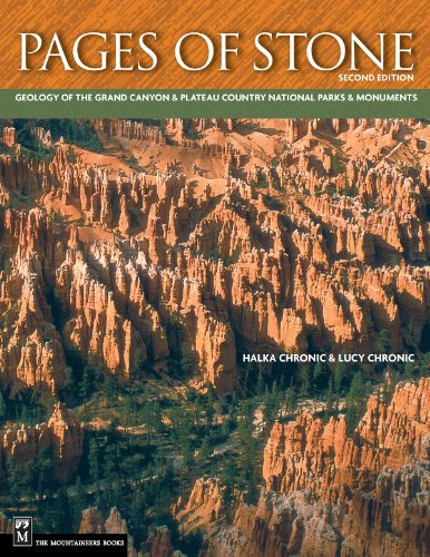 9780898866803: Pages of Stone: Geology of the Grand Canyon & Plateau Country National Parks & Monuments