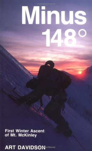9780898866872: Minus 148 Degrees: The First Winter Ascent of Mount McKinley