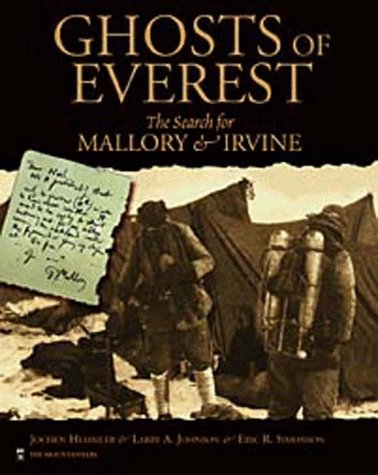 9780898866995: Ghosts of Everest: The Search for Mallory & Irvine