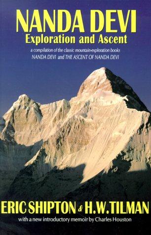9780898867213: Nanda Devi: Exploration and Ascent