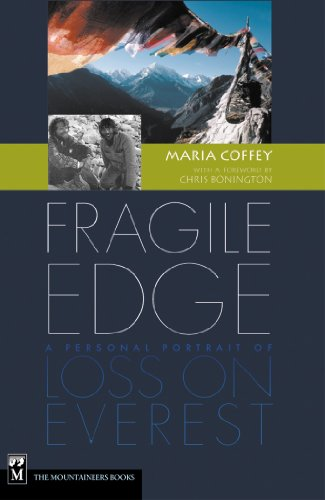 9780898867374: Fragile Edge: A Personal Portrait of Loss on Everest