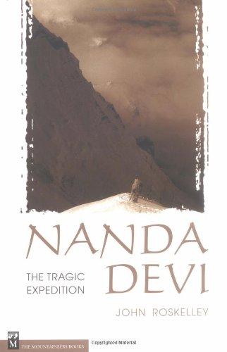 9780898867398: Nanda Devi: The Tragic Expedition