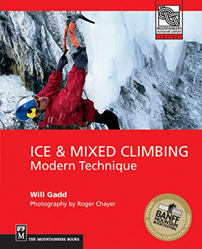 Ice & Mixed Climbing: Will Gadd; photography