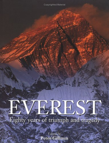 9780898867800: Everest: Eighty Years of Triumph and Tragedy