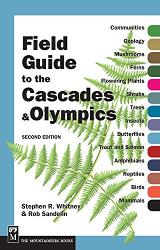 9780898868081: Field Guide to the Cascades and Olympics, 2nd Edition
