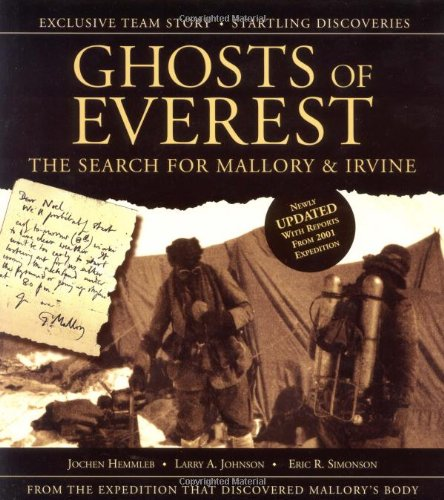 9780898868500: Ghosts of Everest: The Search for Mallory and Irvine