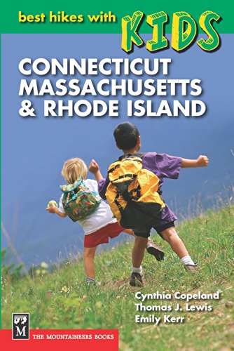 9780898868722: Best Hikes with Kids: Connecticut, Massachusetts, & Rhode Island