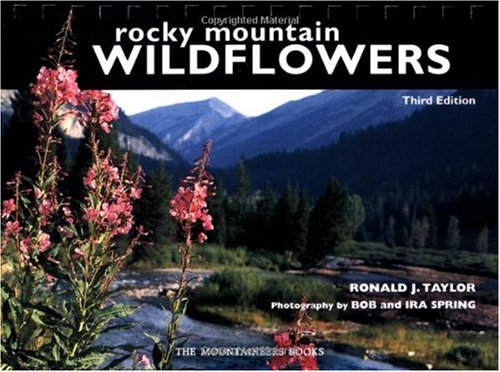 9780898868821: Rocky Mountain Wildflowers