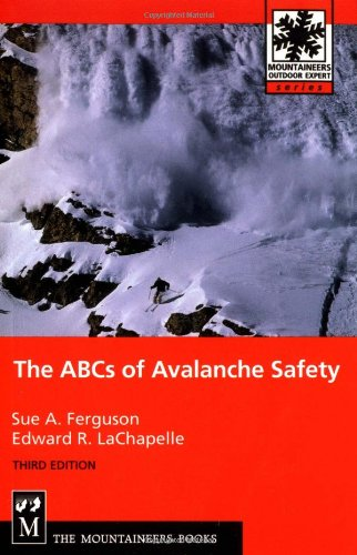 9780898868852: The ABCs of Avalanche Safety