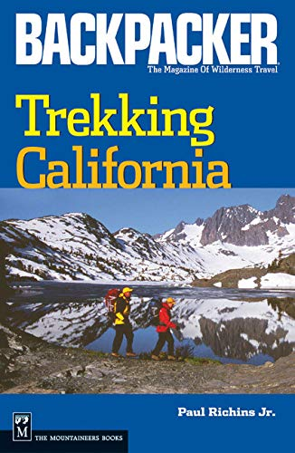 Trekking California (Backpacker Magazine)