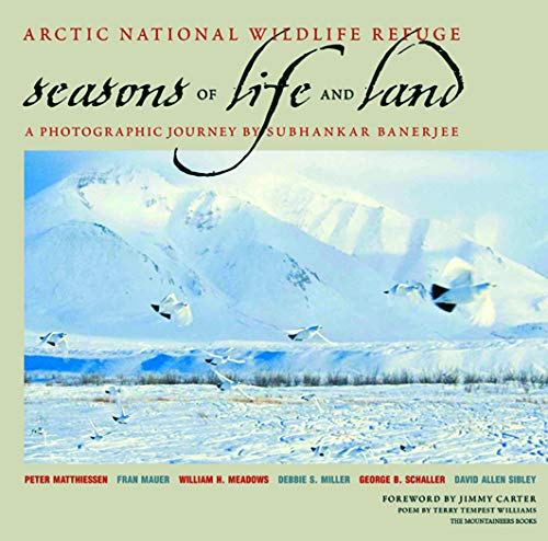9780898869095: Arctic National Wildlife Refuge: Seasons of Life and Land