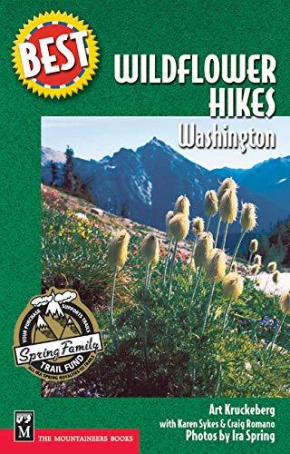 9780898869644: Best Wildflower Hikes: Washington (Best Hikes)