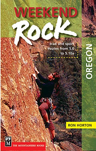 9780898869842: Weekend Rock: Washington: Trad & Sport Routes from 5.0 to 5.10a