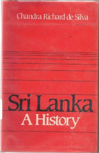 9780898910261: Sri Lanka: A History
