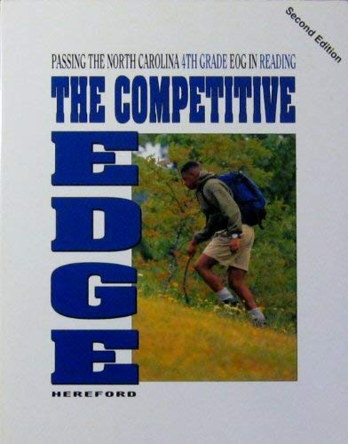 9780898922066: The competitive edge: Passing the North Carolina fourth Grade EOG Test in Reading (Grantham test series)