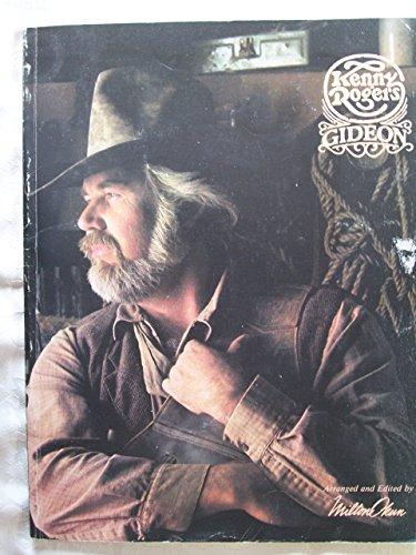 Kenny Rogers: Gideon (Chord Book) (0898980119) by Milton Okun