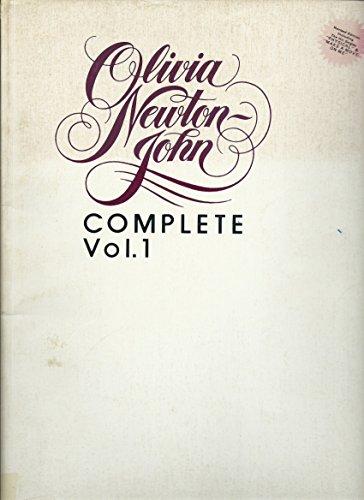 Olivia Newton John: Complete Vol 1