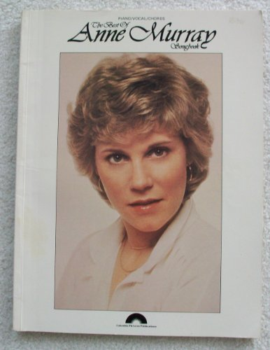 9780898980189: The Best of Anne Murray Songbook