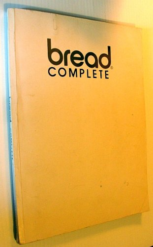 9780898981292: bread Complete (Songbook)