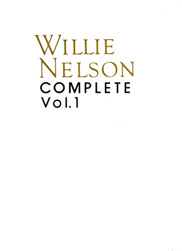 9780898981353: Willie Nelson, Complete Vol. 1