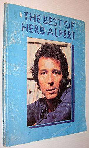 9780898981810: The Best of Herb Alpert: Piano & Trumpet