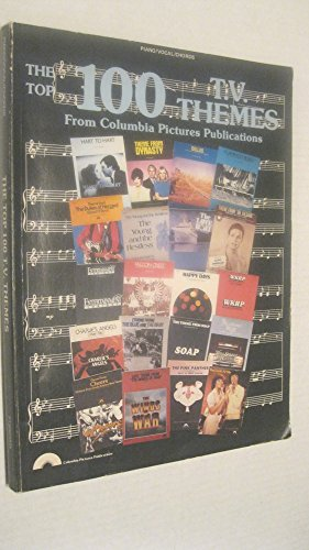 9780898982046: The Top 100 T.V. Themes from Columbia Pictures Publications (piano/vocal/chords, F1960SMX)