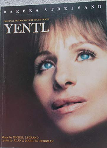 9780898982404: Yentl: Original Motion Picture Soundtrack.