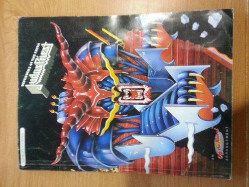 9780898982718: Judas Priest Defenders of the Faith Songbook (Guitar tab)