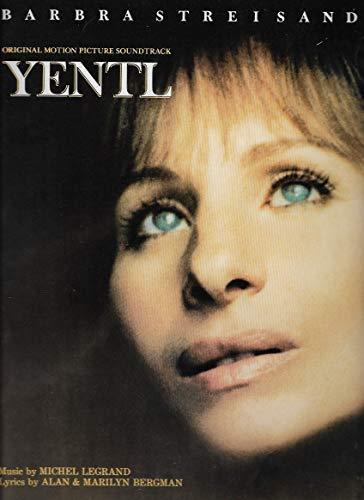 9780898982909: Yentl: Original Motion Picture Soundtrack