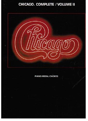 CHICAGO COMPLETE / VOLUME 2: AUDREY KLEINER (EDITOR)