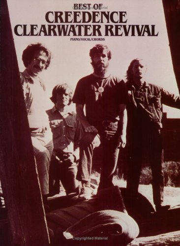 9780898984545: Best of Creedence Clearwater Revival (Piano / Vocal / Chords)